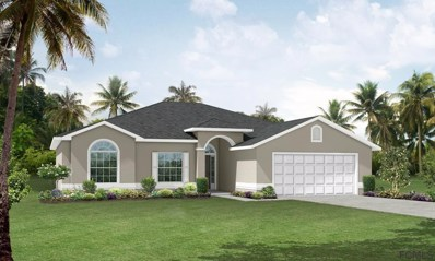 40 Richmond Drive, Palm Coast, FL 32164 - #: 244359