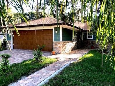 29 Seminole Avenue, Palm Coast, FL 32137 - #: 244691