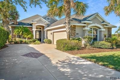 116 Heron Dr, Palm Coast, FL 32137 - #: 244708