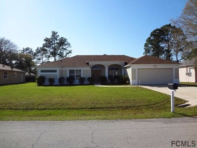 206 Pritchard Dr, Palm Coast, FL 32164 - #: 246540