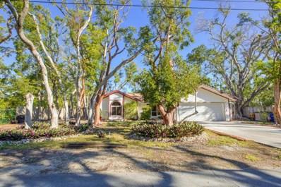 461 Barracuda Boulevard, Key Largo, FL 33037 - #: 579001