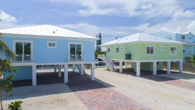 454 Big Pine Road, Key Largo, FL 33037 - #: 580396