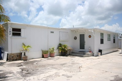 193 2Nd Court, Key Largo, FL 33037 - #: 580517