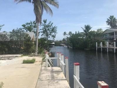 124 Zane Gray Creek Drive, Long Key, FL 33001 - #: 580672
