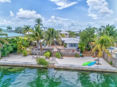 16785 Tamarind Road, Sugarloaf Key, FL 33042 - #: 582268