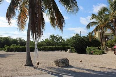111 Sands Lane, Long Key, FL 33001 - #: 582708