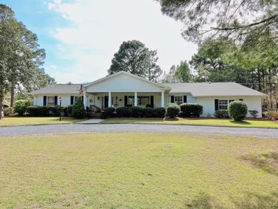 7 Country Club Boulevard, Whispering Pines, NC 28327 - #: 187710