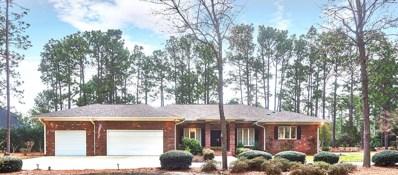 159 National Drive Drive, Pinehurst, NC 28374 - #: 192094