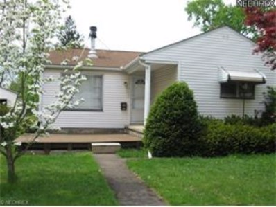 2218 Central Parkway Ave, Warren, OH 44484 - #: 3406754