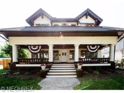 1536 Grace Ave, Lakewood, OH 44107 - #: 3726960