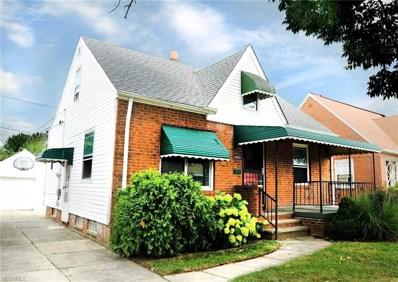 14701 Reddington Ave, Maple Heights, OH 44137 - #: 3985750