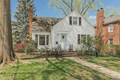 1672 Oakmount Rd, South Euclid, OH 44121 - #: 3999740