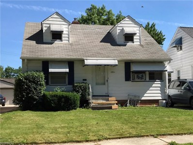 24851 Drakefield Ave, Euclid, OH 44123 - #: 4010625