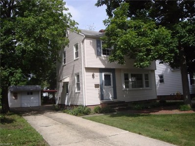 1182 Mayfield Ridge Rd, Mayfield Heights, OH 44124 - #: 4011829