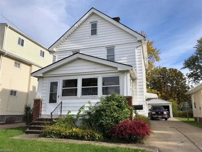 4633 Burleigh Rd, Garfield Heights, OH 44125 - #: 4016912