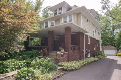 2652 Ashton Rd, Cleveland Heights, OH 44118 - #: 4025201