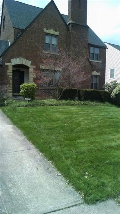 2552 Saybrook Rd, University Heights, OH 44118 - #: 4026451