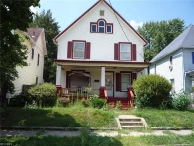 331 Columbus Ave NORTHWEST, Canton, OH 44708 - #: 4030136