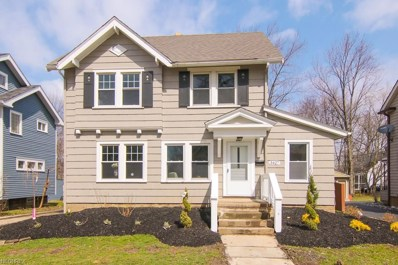 3427 E Fairfax Rd, Cleveland Heights, OH 44118 - #: 4033091