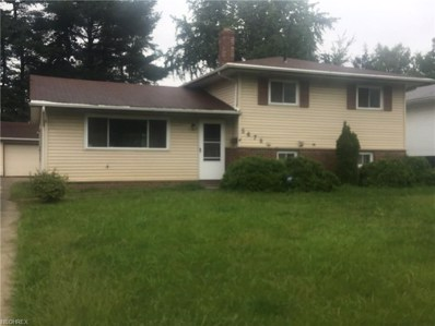 5678 Vickie Ln, Bedford Heights, OH 44146 - #: 4036503