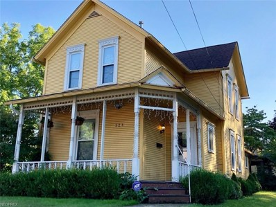 524 Crosby St, Akron, OH 44302 - #: 4038425