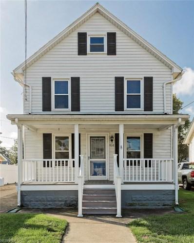 438 5th St, Fairport Harbor, OH 44077 - #: 4038944