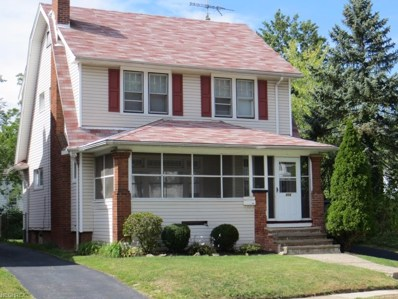 856 Clarence Rd, Cleveland Heights, OH 44121 - #: 4040910