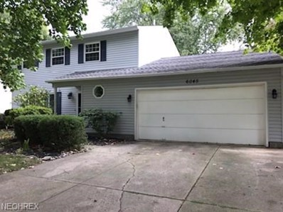 6045 Maplewood Rd, Mentor-on-the-Lake, OH 44060 - #: 4042310