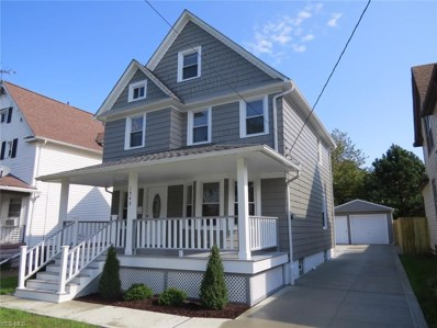 1545 Winton Ave, Lakewood, OH 44107 - #: 4042347
