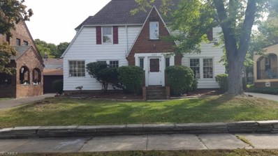 863 Medford Rd, Cleveland Heights, OH 44121 - #: 4045529