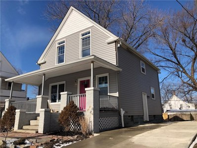 6804 Wakefield Ave, Cleveland, OH 44102 - #: 4046317