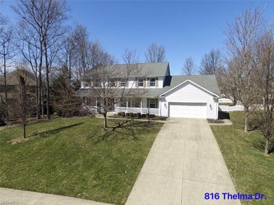816 Thelma Dr, Wadsworth, OH 44281 - #: 4046432