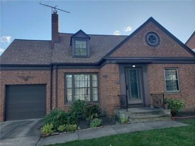 1455 Parkwood Rd, Lakewood, OH 44107 - #: 4046509