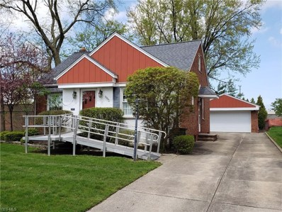 5935 Mayland Ave, Mayfield Heights, OH 44124 - #: 4048826