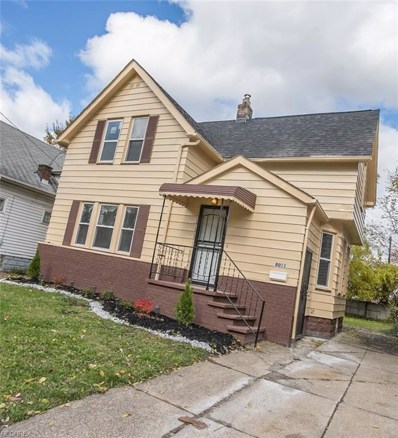 8011 Jeffries Ave, Cleveland, OH 44105 - #: 4051226