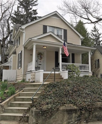 58 Bellview St, Chagrin Falls, OH 44022 - #: 4052924