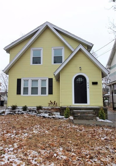 829 Ranney St, Akron, OH 44310 - #: 4055693