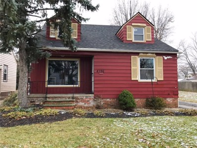 4126 Hinsdale Rd, South Euclid, OH 44121 - #: 4056796