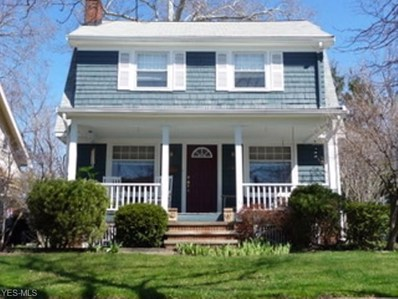 3747 Northampton Rd, Cleveland Heights, OH 44121 - #: 4057635