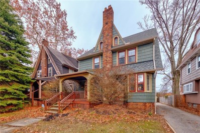 1088 Quilliams Rd, Cleveland Heights, OH 44121 - #: 4060119