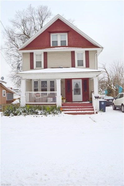 1258 Bellows St, Akron, OH 44301 - #: 4063789