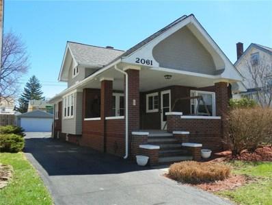2061 Arthur Ave, Lakewood, OH 44107 - #: 4085184