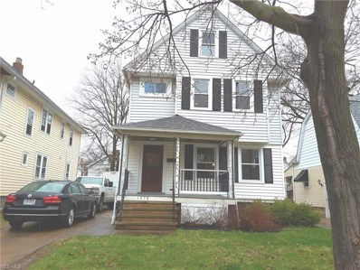 1570 Rosewood Ave, Lakewood, OH 44107 - #: 4086473