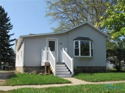 115 N Bryan Street, Hicksville, OH 43526 - #: 6030495