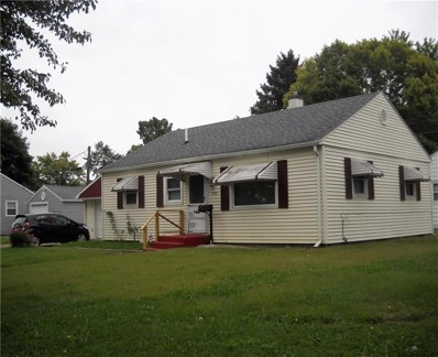 620 Reading Road, Springfield, OH 45505 - #: 422382