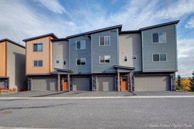 11483 Moonrise Ridge Place UNIT #10, Anchorage, AK 99516 - #: 18-16821