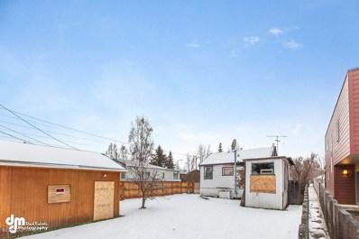 416 N Bunn, Anchorage, AK 99508 - #: 19-19752