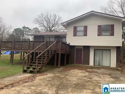 834 Martin Luther King Ln, West Blocton, AL 35184 - #: 869956