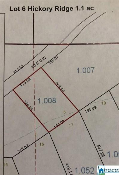 Sellers Road Unit 6, Dora, AL 35062 - #: 874686
