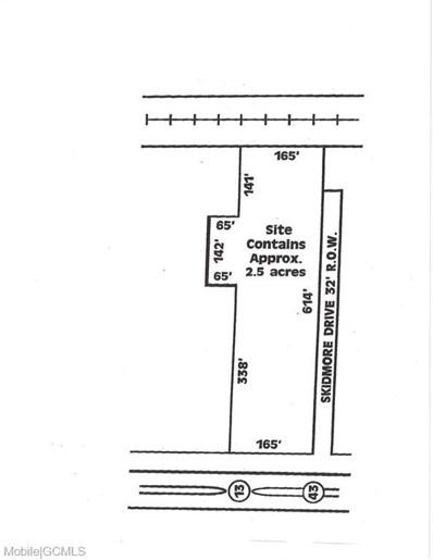 504 Highway 43 S, Saraland, AL 36571 - #: 638923